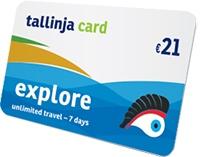 Tallinja Card Explore