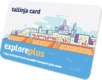 Tallinja Card Explore Plus